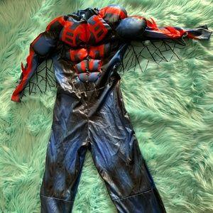 costume for boy spider man marvel